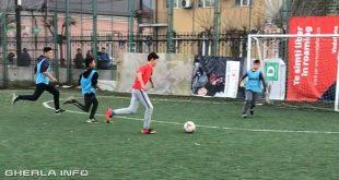 fotbal elevi