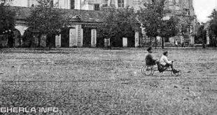 gherla piata bicicleta 1918 szamosujvar