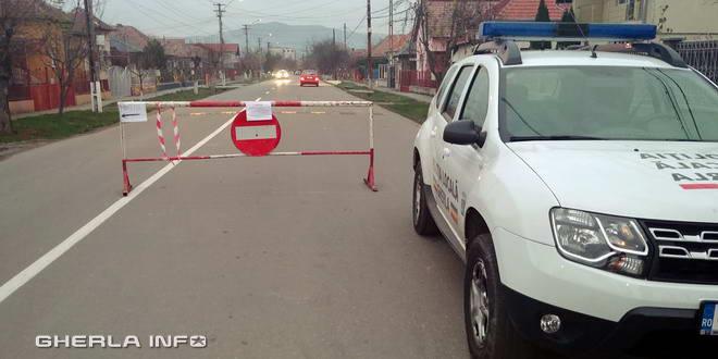 politia locala gherla strada mintiului