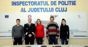 politie cluj premiati