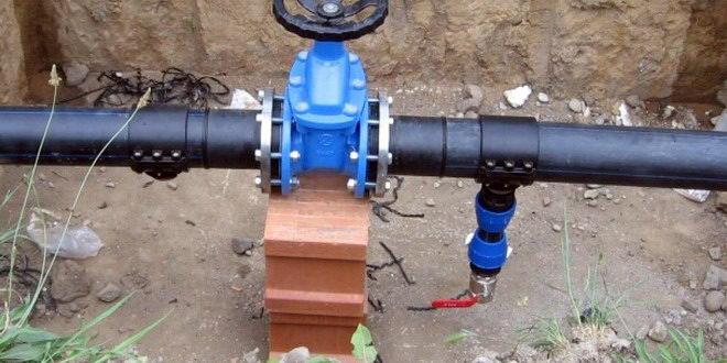 retea apa canalizare conducta robinet vana