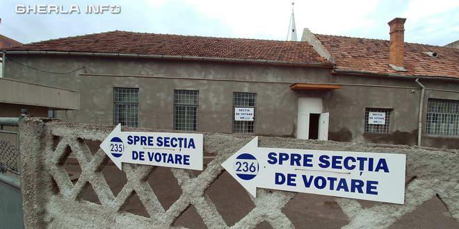 sectie votare gherla