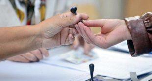 stampila vot sectie