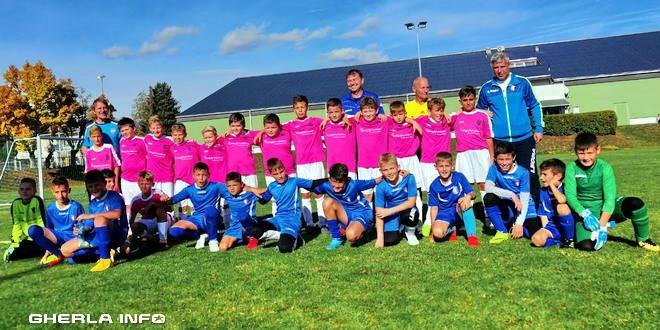viitorul gherla fotbal juniori