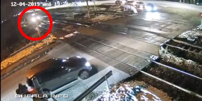 accident tren bariera masina jucu cluj