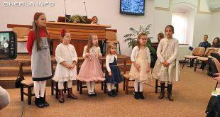 copii biserica adventista gherla