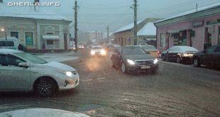 gherla ninsoare autogara