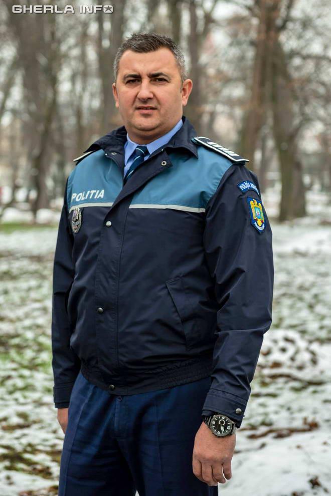loredan paduret politist gherla