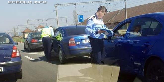 politie jucu trafic control