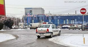 politie gherla iarna unicarm clujului