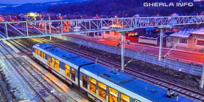 tren gherla gara