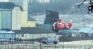 accident razbuneni elicopter smurd cluj