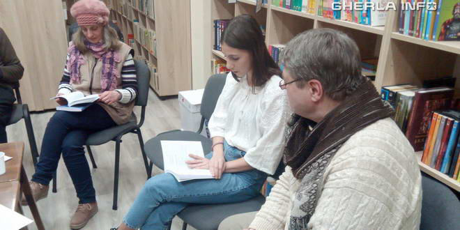gherla biblioteca eminescu