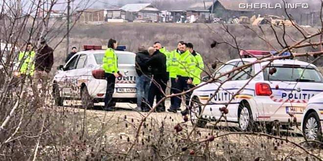 politie urmarire cluj