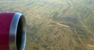 zbor avion wizz