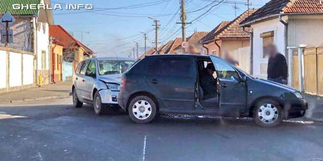 accident gherla strada calarasi tudor vladimirescu