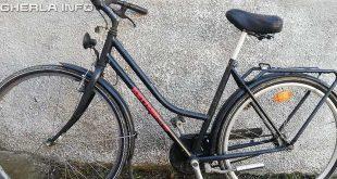 bicicleta pierduta gherla