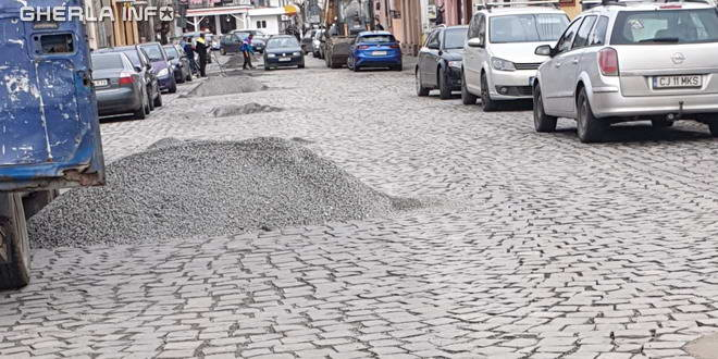 piatra cubica gherla strada armeneasca