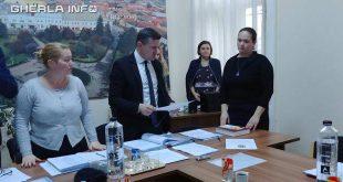 gherla primarie sedinta consiliu local rotar izabella