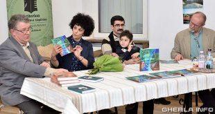 lansare carte covor armenesc gherla poezie