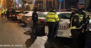 politie cluj noapte politist
