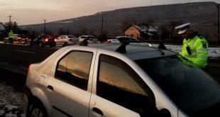 politie control trafic sofer