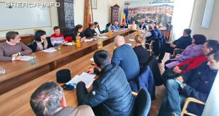 sedinta primarie gherla consiliul local