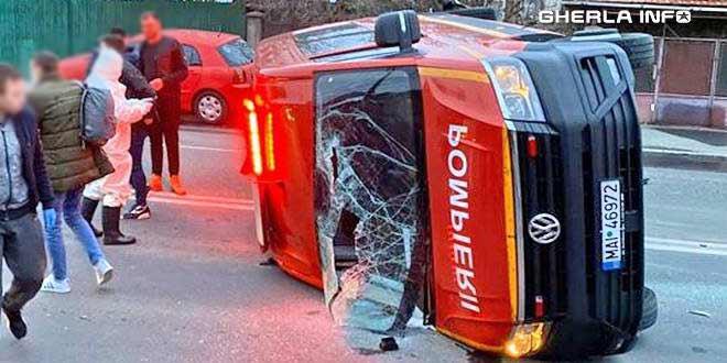 accident smurd pompieri cluj garibaldi