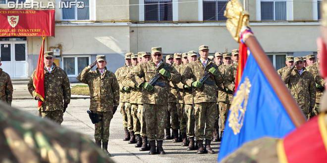batalion militari dej