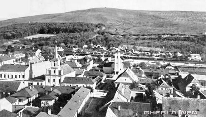 gherla deal padure 1940