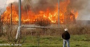incendiu rascruci magazie bontida