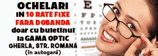 ochelari vedere gherla gama optic dej cluj
