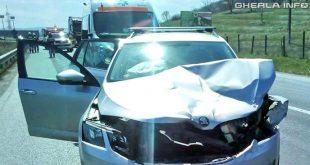accident apahida dej