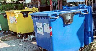container gunoi deseu menajer gherla