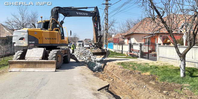 excavator drum