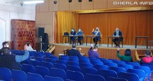 sedinta gherla consiliul local