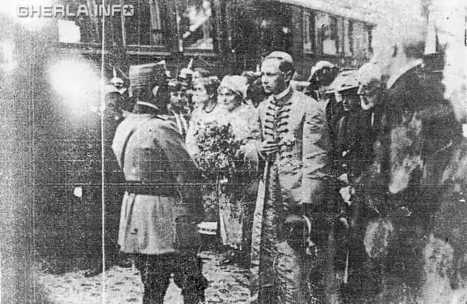1919 rege regina iuliu hossu gherla