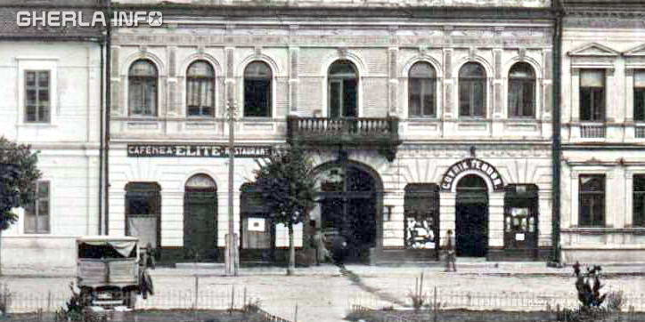 1942 gherla cafenea elite