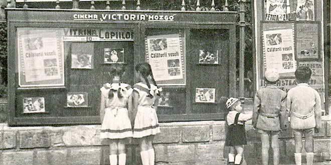 1958 cinema victoria gherla program
