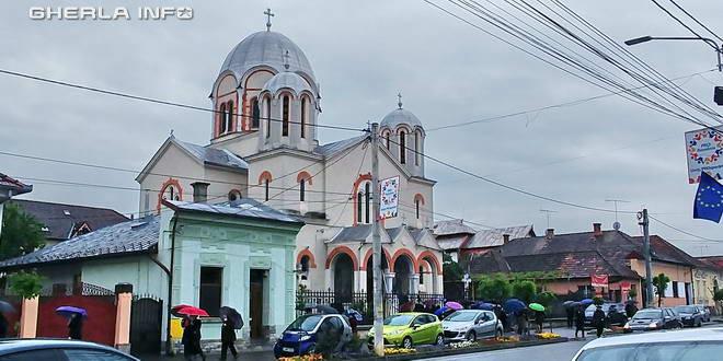biserica gherla bobalna