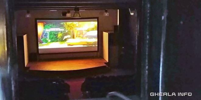 cinema gherla ecran