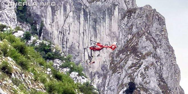 elicopter munti cheile turzii