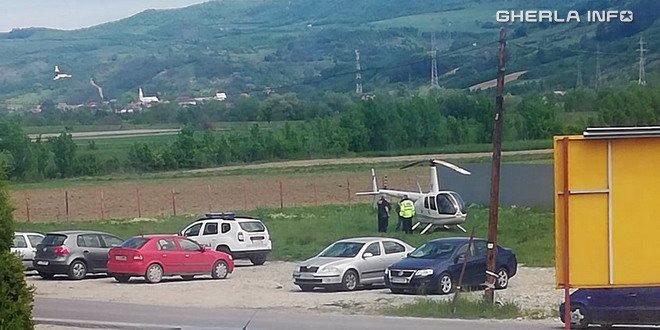 elicopter politia locala gherla