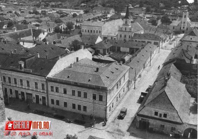 gherla 1960 panorama deal