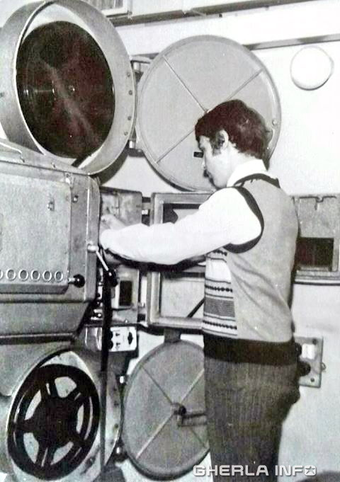 proiector cinematograf gherla