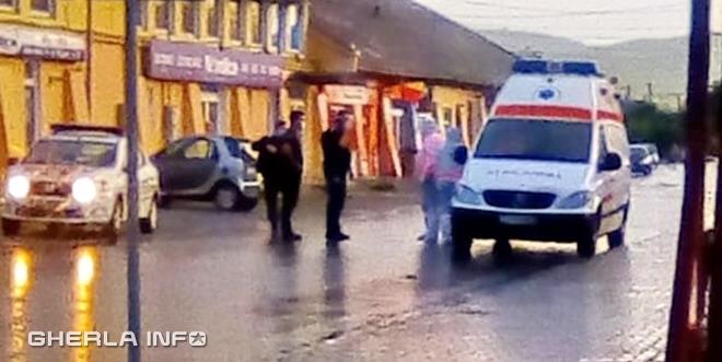 ambulanta politie gherla carantina