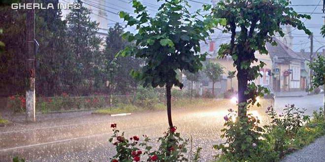bobalna ploaie gherla
