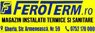 feroterm gherla magazin centrala termica instalatii dej cluj