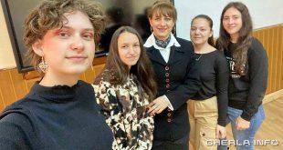 echipa liceul ana ipatescu gherla