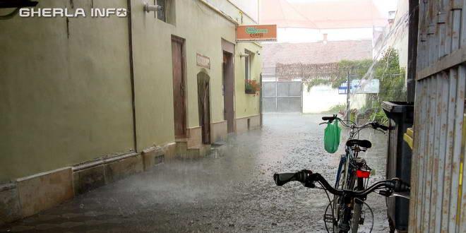 ploaie gherla